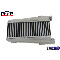 Intercooler TurboWorks 10 460x150x70 egyoldalas csatlakozásokkal
